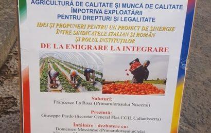 AGROSTAR va deschide doua birouri in Italia pentru a apara drepturile romanilor