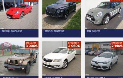 Autovit.ro: De Black Friday s-a vândut un Ferrari