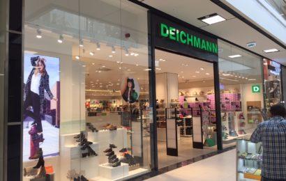 Deichmann a deschis primul magazin din Tulcea