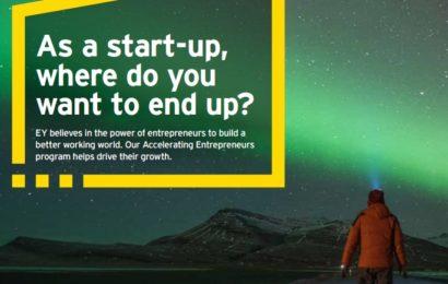 EY: Au început înscrierile pentru Accelerating Entrepreneurs 2017