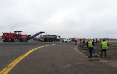 Lucrările de reparații la Aeroportul Henri Coandă au fost finalizate