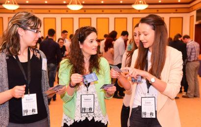 250 de tineri cu potential vin la Top Talents Romania