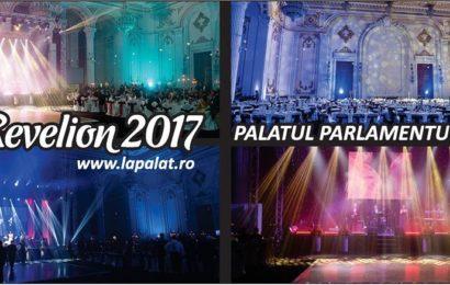 """Revelion 2017 la Palatul Parlamentului: tema """"Black &  White"""""""