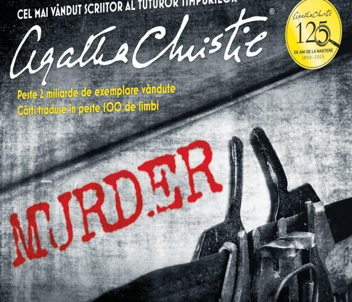 O nouă serie de autor Agatha Christie la Editura Litera