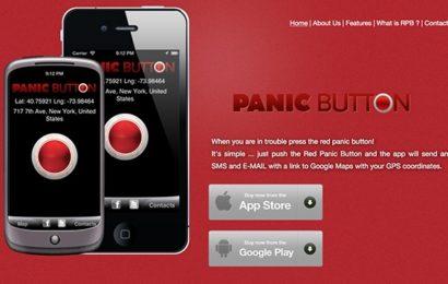 Red Panic Button, utilizată de peste 100.000 de oameni din toată lumea