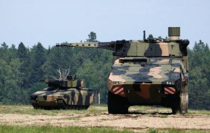Parteneriat româno-german pentru fabricarea transportoarelor blindate destinate armatei