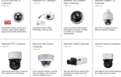 Bosch şi Sony stabilesc un parteneriat în domeniul securităţii video