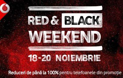 La Vodafone, Black Friday durează o săptămână
