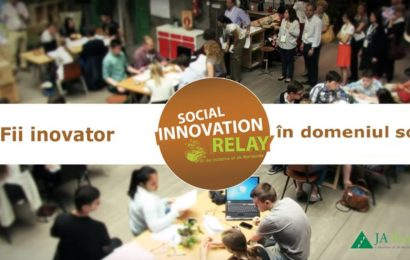 JA Europe si NN Group continua implementarea proiectului Social Innovation Relay