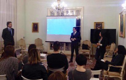 Sesiuni de training la Roma și Bruxelles, în cadrul proiectului Digital Diaspora
