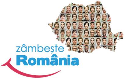 Zâmbește România a ajuns în școlile din întreaga țară