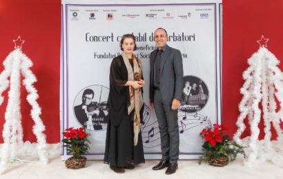Concertul Caritabil de Crăciun a strâns 10.000 de euro pentru pacienții Policlinicii Sociale Baba Novac