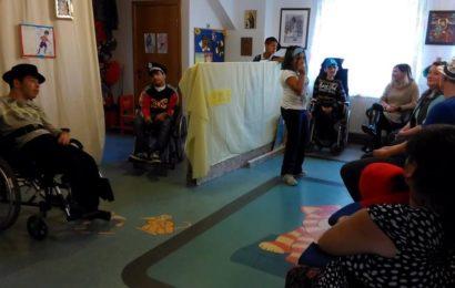 Proiect de terapie prin teatru, pentru copiii de la HOSPICE Casa Sperantei