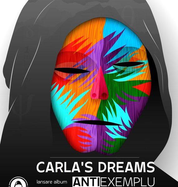 """Carla's Dreams isi lanseaza albumul """"Antiexemplu"""", la Arenele Romane"""
