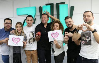 """Radio ZU lanseaza """"Orasul faptelor bune"""" in Piata Universitatii"""