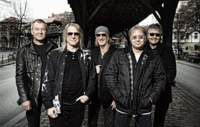 "Deep Purple, la București: Turneul ""The Long Goodbye"""