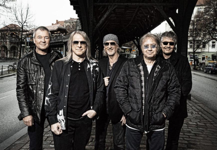 """Deep Purple, la București: Turneul """"The Long Goodbye"""""""