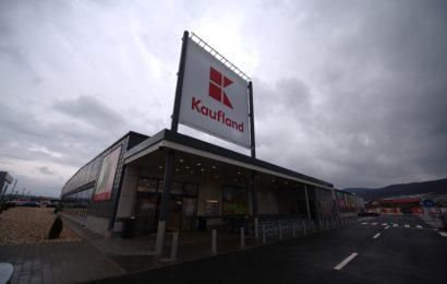 Kaufland a deschis pe 13 decembrie primul hipermarket din Codlea, județul Brașov