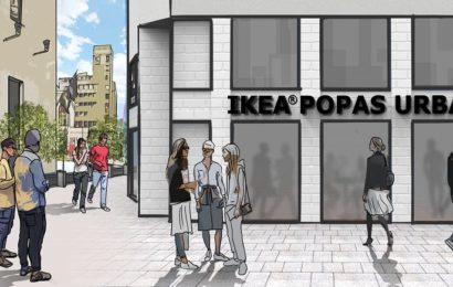 IKEA POPAS URBAN se deschide in centrul Capitalei