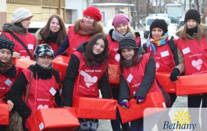 Fundatia Bethany invita ieșenii să aiba Inimă Bună