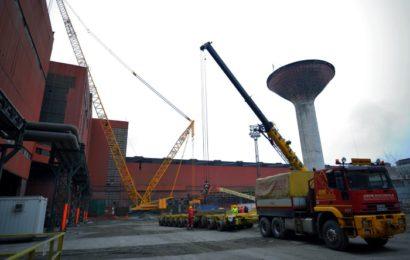 ArcelorMittal Galati a investit 6,5 milioane de euro intr-un pod rulant