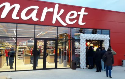Grupul Carrefour a deschis primul supermarket din Boldeşti Scăeni, judeţul Prahova, Market Boldeşti Scăieni