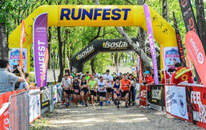 RUNFEST pregateste noi provocări pentru alergători în 2017