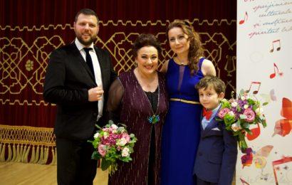 Soprana Leontina Văduva își dăruiește ziua de naștere copiilor cu autism