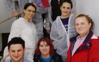 Voluntarii Mondelez România au fost alături de copiii defavorizați