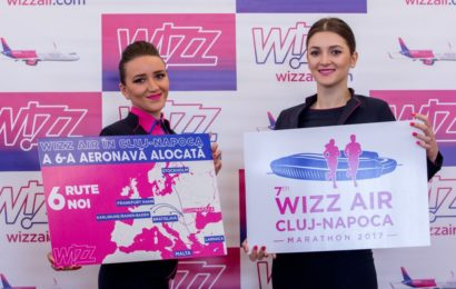 Wizz Air anunta o extindere de amploare in Cluj-Napoca: a 6-a aeronava si 6 rute noi