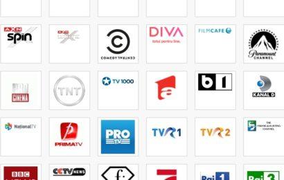 RCS – RDS introduce în grila sa de programe versiunile HD ale canalelor Antena 1, Antena 3 şi Antena Stars
