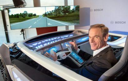 Președintele Bosch: Mașina, așa cum o cunoaștem, va fi în curând de domeniul trecutului