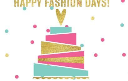 Fashion Days aniversează 7 ani cu reduceri de până la 70% la sute de mii de produse