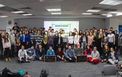 Microsoft: 700 de elevi de gimnaziu și liceu din România au participat la tutoriale Minecraft