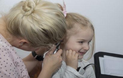 Testare gratuita a auzului pentru copiii preșcolari din Sibiu