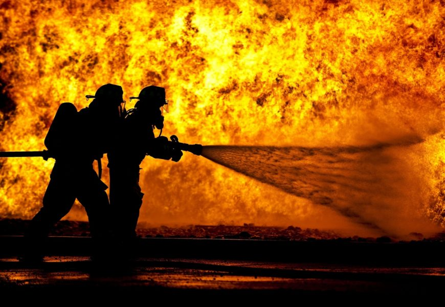 IGSU: Am participat la stingerea a peste 23.000 de incendii in acest an