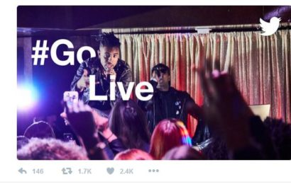 #GoLive – Twitter a lansat transmisiunea video in direct