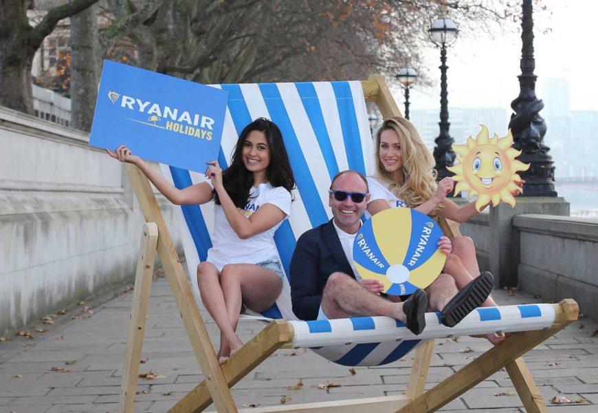 Ryanair: Rezervari record pentru Calendarul de Vara 2017