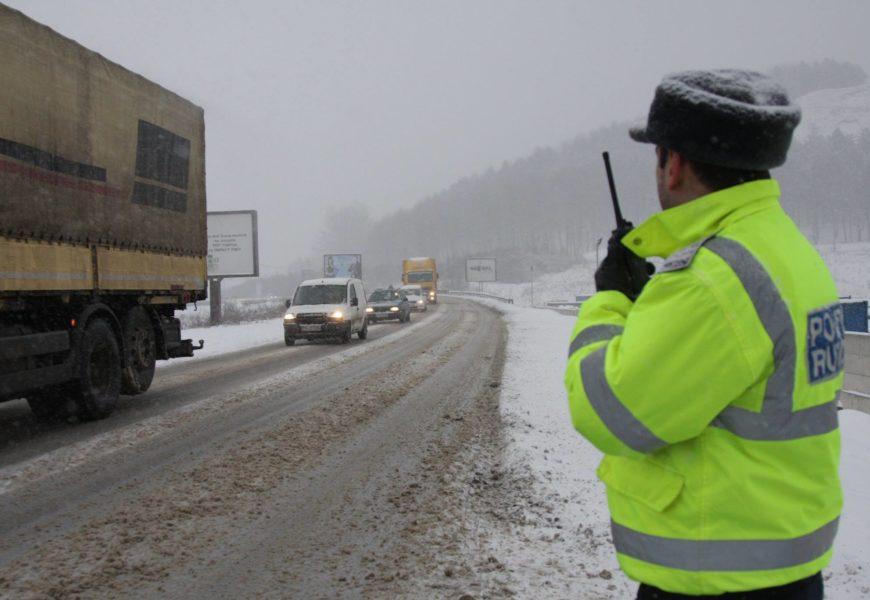 Traficul rutier pe autostrada Bucuresti-Constanta a fost reluat