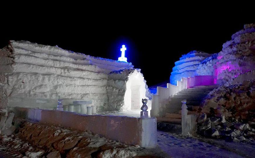Peste 1300 de turiști au vizitat in ultimele trei zile Complexul de Gheata
