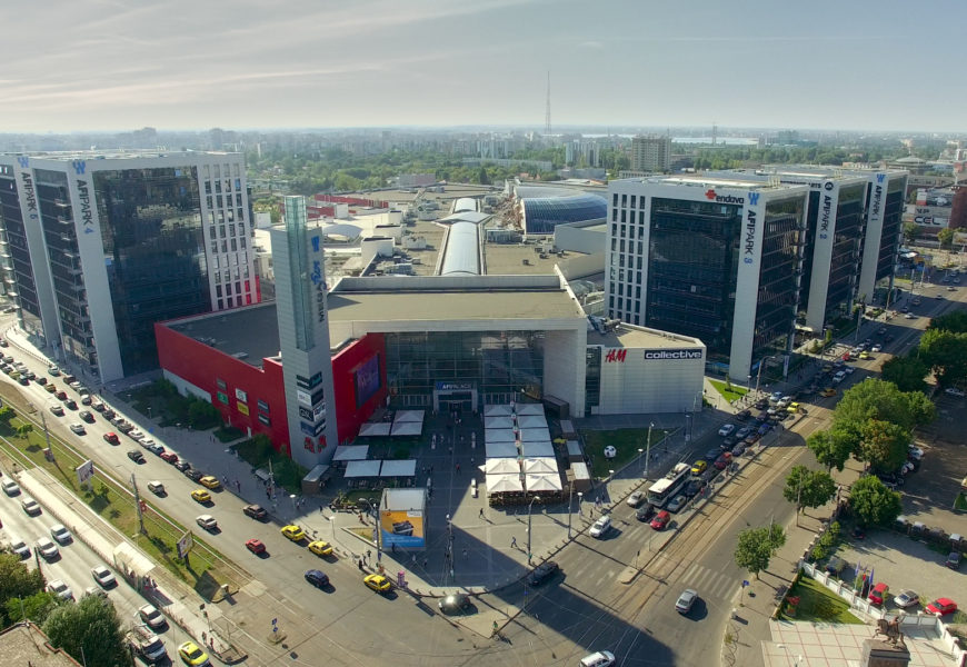 AFI Europe închiriază 5.200 mp brandului premium Peek&Cloppenburg în AFI Cotroceni