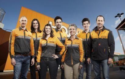 Hornbach a investit peste 3 milioane euro in specializarea personalului