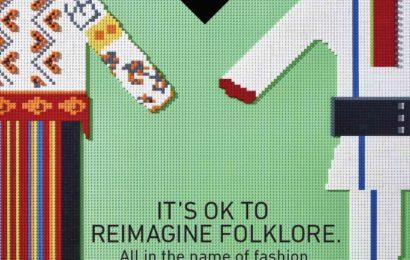 Băneasa Shopping City prezintă prima expoziție de costume tradiționale din cărămizi LEGO