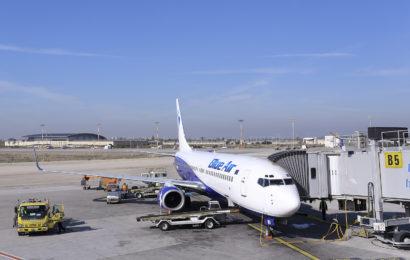 Blue Air inaugureaza ruta Bucuresti – Tel Aviv