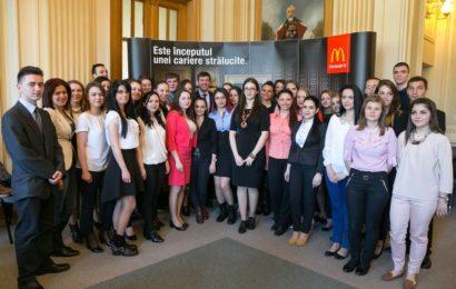 McDonald's a angajat peste 1.000 de persoane anul trecut
