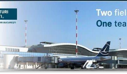 Aeroporturile Henri Coandă și Băneasa, în topul european al cresterii traficului aerian