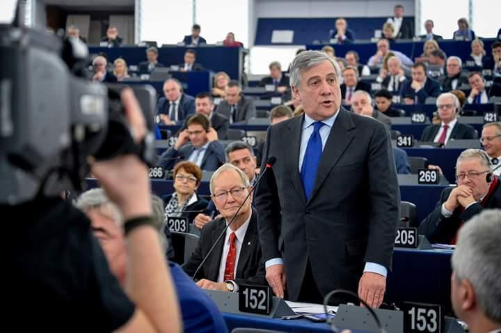 Parlamentul European are un nou presedinte