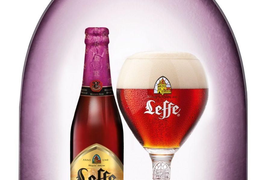 Bergenbier S.A. anunță extinderea gamei Leffe cu două noi specialități: Ruby și Radieuse
