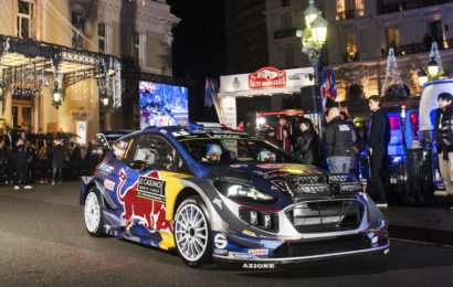 Noua eră din WRC începe la Monte-Carlo