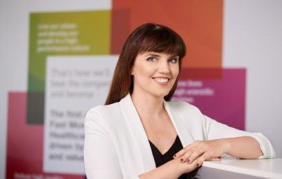 Sylwia Piankowska este noul General Manager al GSK Consumer Healthcare